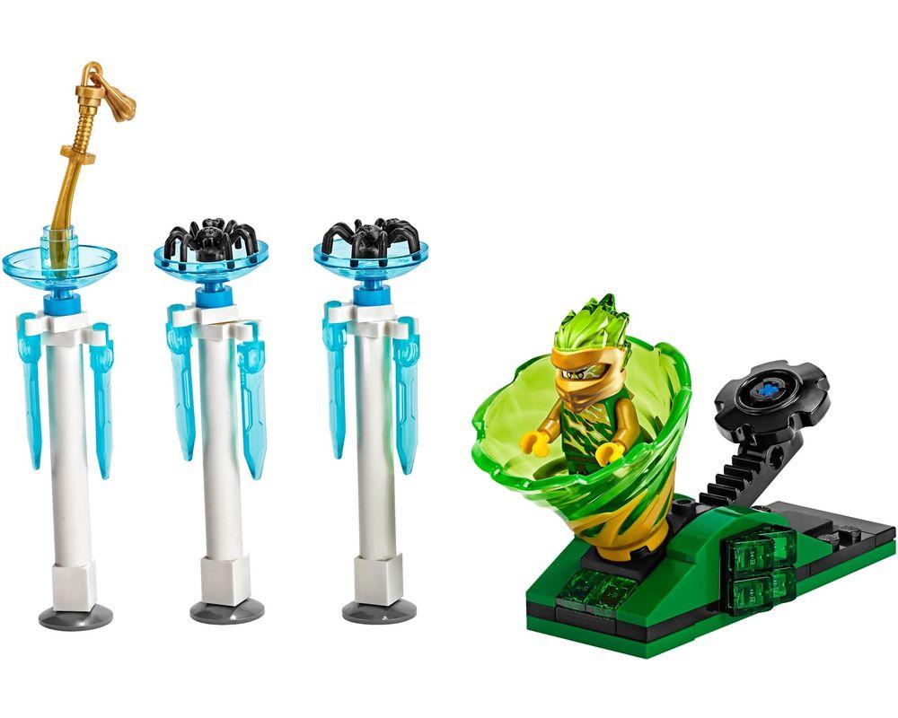 LEGO Set 70681-1 Spinjitzu Slam - Lloyd (Model - A-Model)