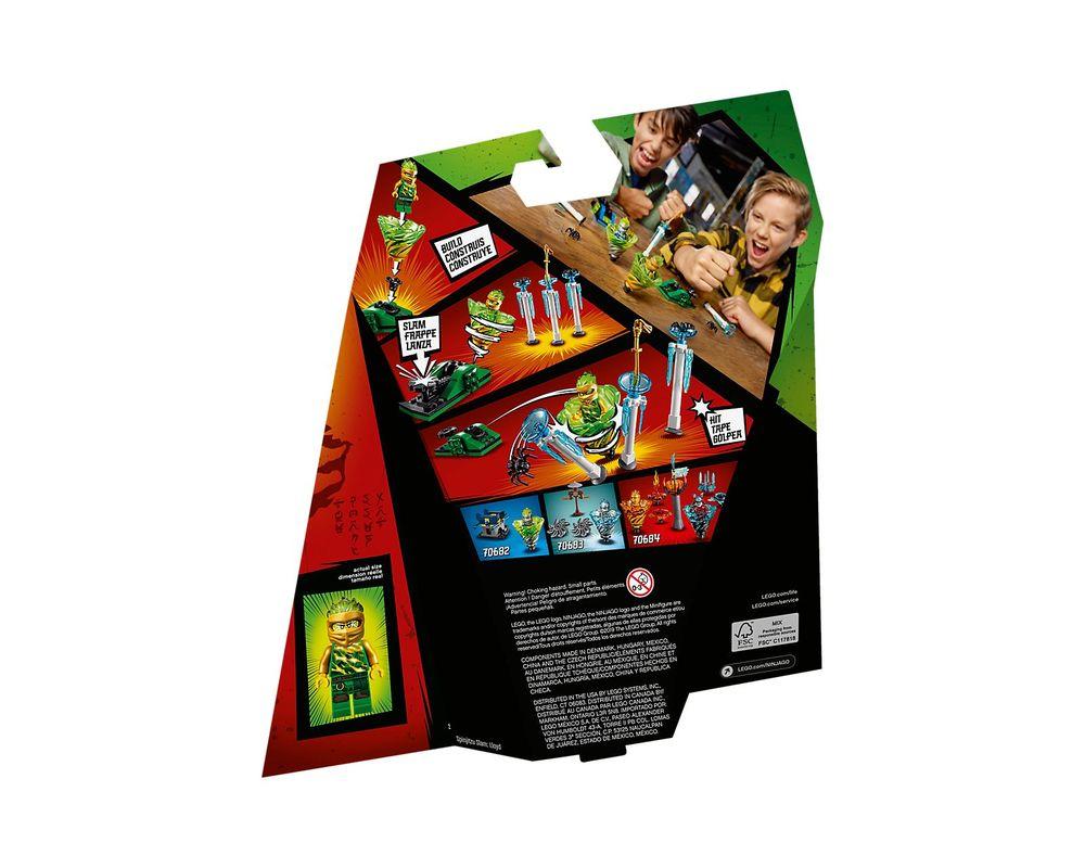 LEGO Set 70681-1 Spinjitzu Slam - Lloyd