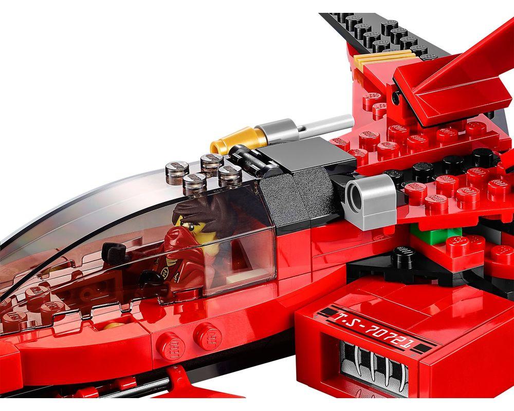 LEGO Set 70721-1 Kai Fighter