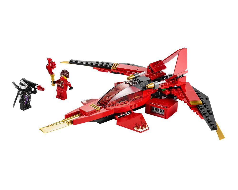 LEGO Set 70721-1 Kai Fighter (LEGO - Model)