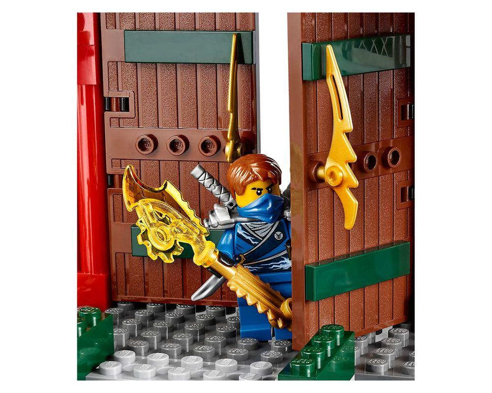 LEGO Set 70728-1 Battle for Ninjago City