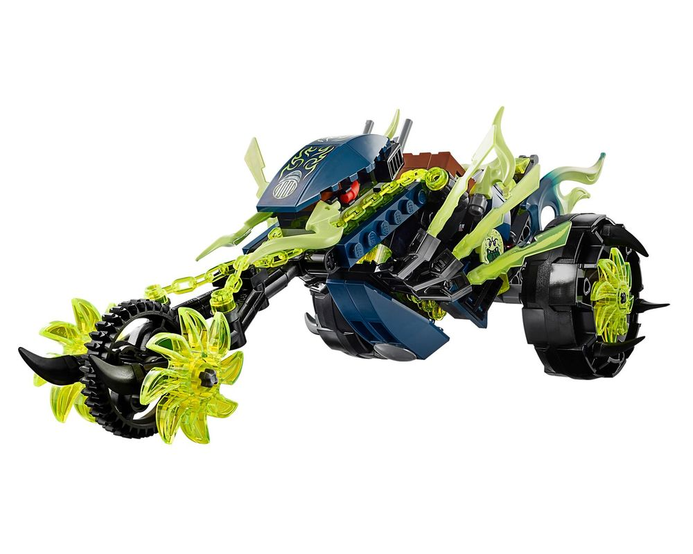 LEGO Set 70730-1 Chain Cycle Ambush