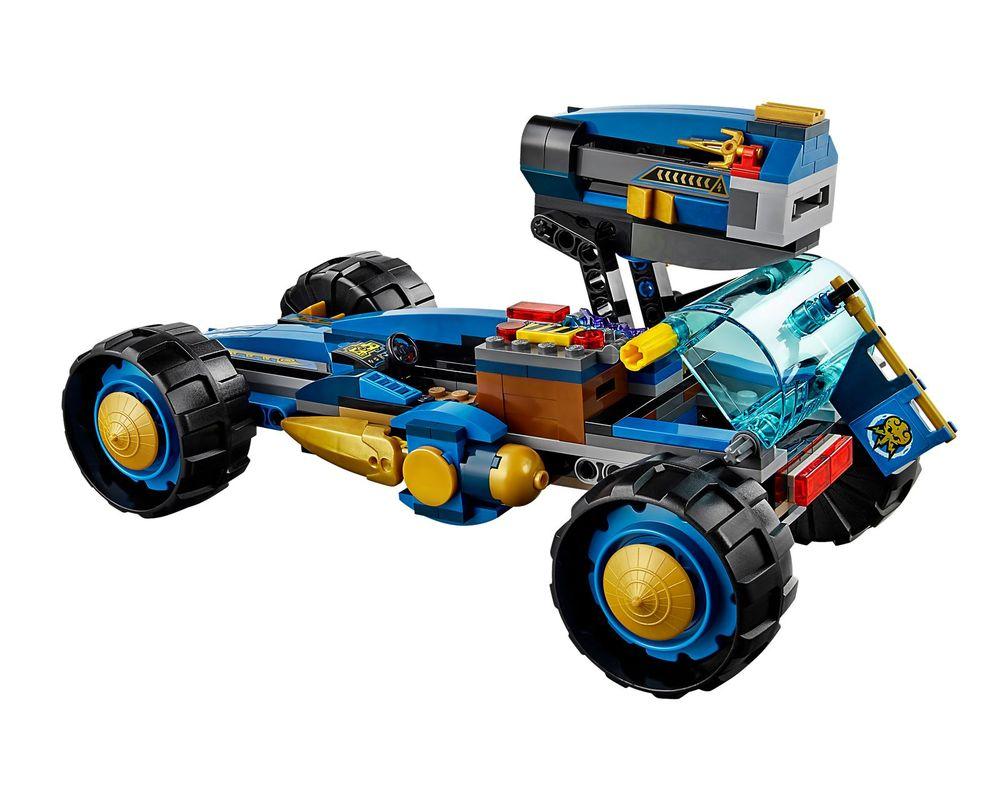 LEGO Set 70731-1 Jay Walker One