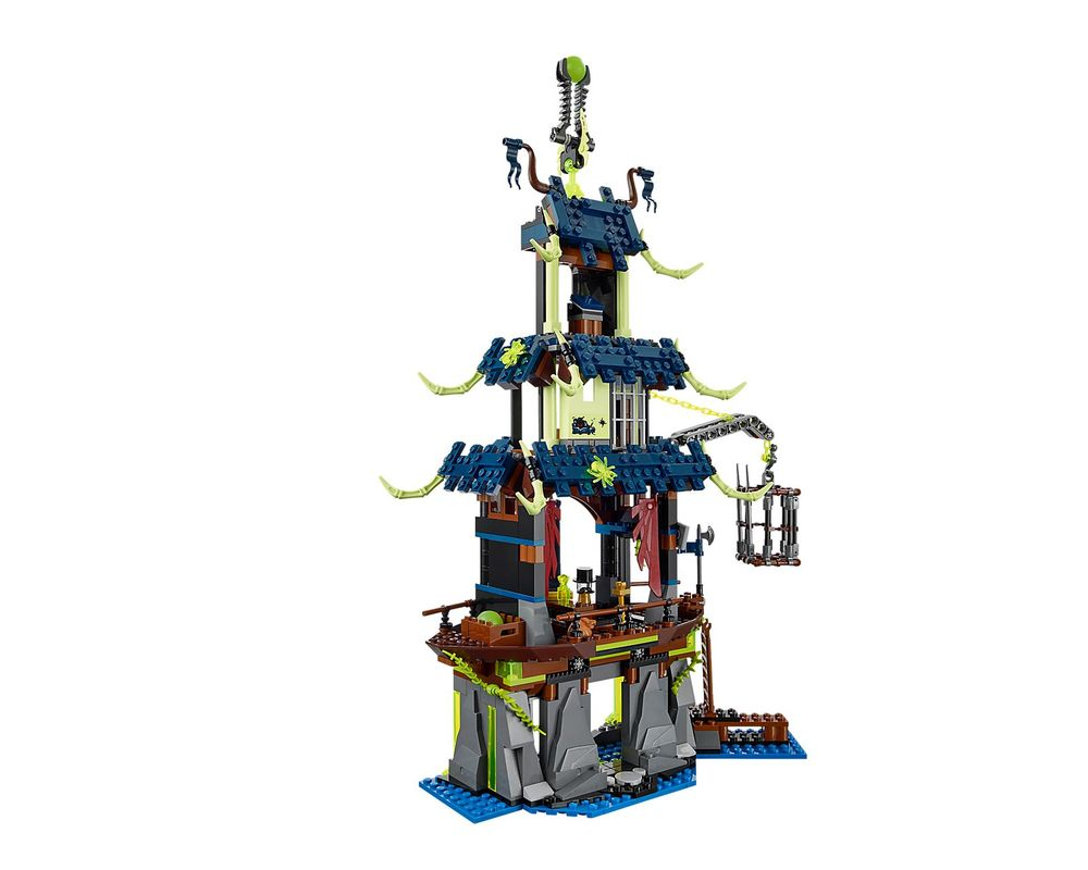 LEGO Set 70732-1 City of Stiix