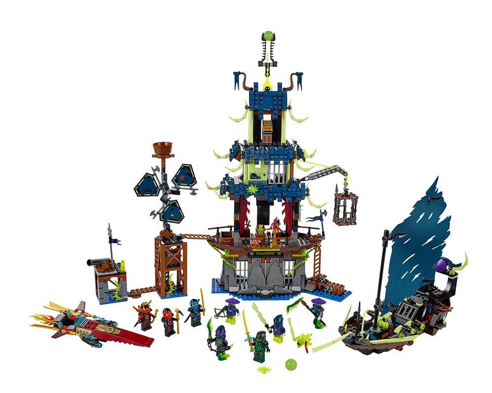 LEGO Set 70732-1 City of Stiix (LEGO - Model)