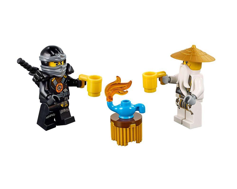 LEGO Set 70734-1 Master Wu Dragon