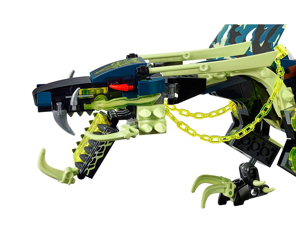 LEGO Set 70736-1 Attack of the Morro Dragon