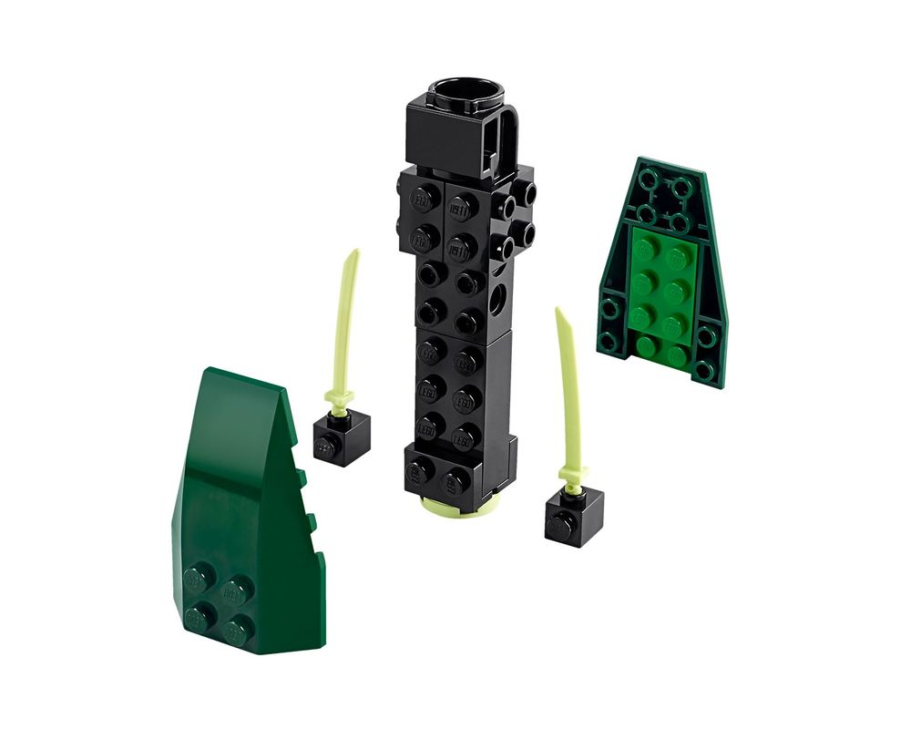 LEGO Set 70743-1 Airjitzu Morro Flyer