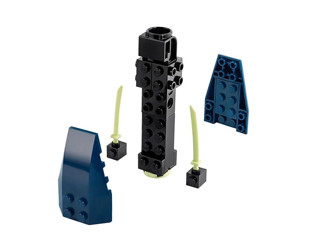 LEGO Set 70744-1 Airjitzu Wrayth Flyer
