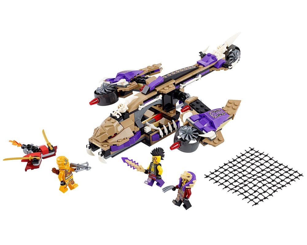 LEGO Set 70746-1 Condrai Copter Attack (LEGO - Model)