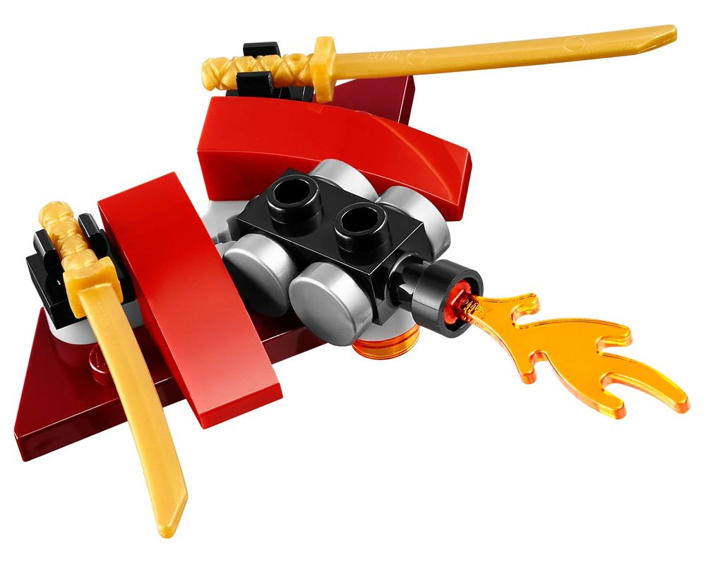 LEGO Set 70746-1 Condrai Copter Attack