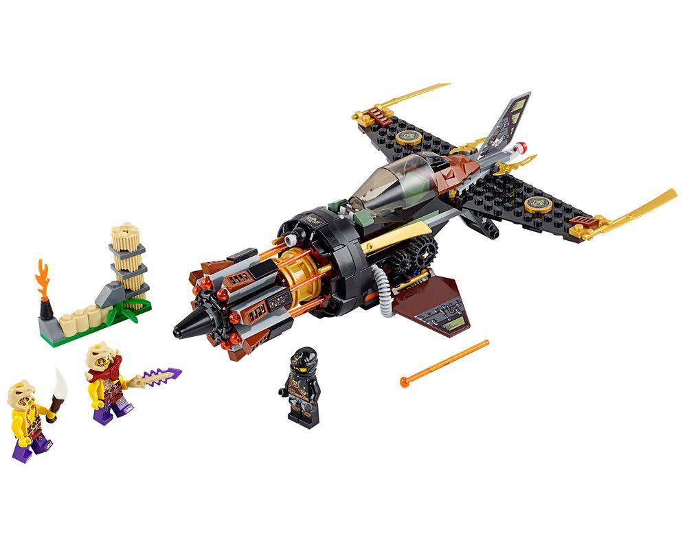 LEGO Set 70747-1 Boulder Blaster (LEGO - Model)
