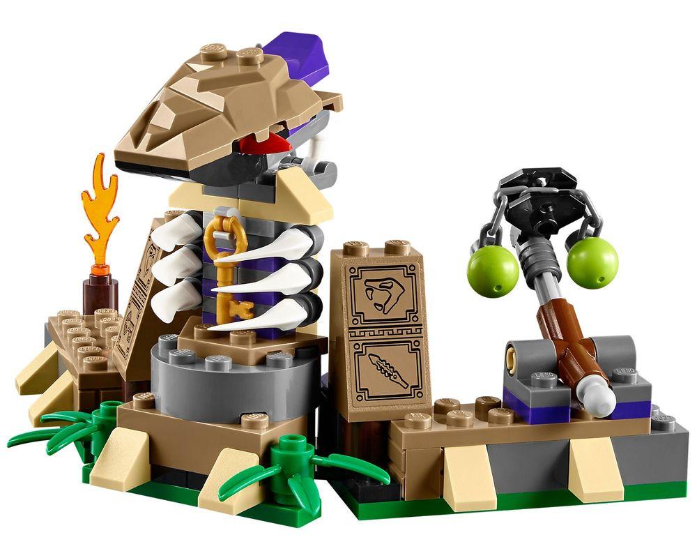 LEGO Set 70748-1 Titanium Dragon