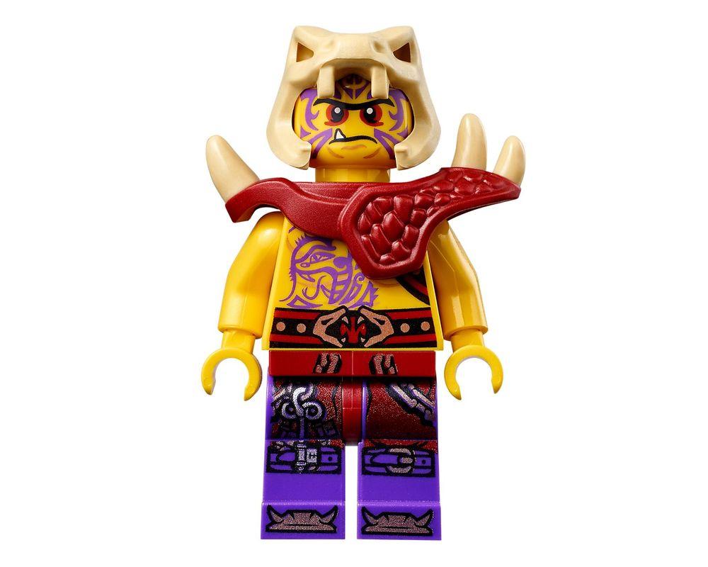 LEGO Set 70749-1 Enter the Serpent