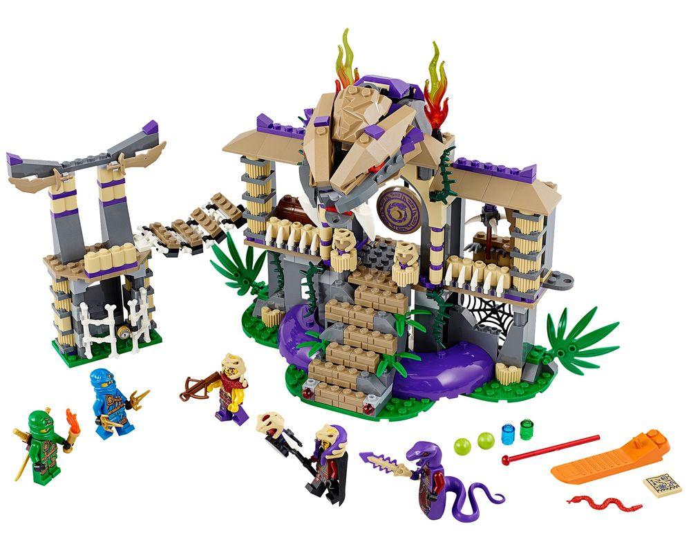 LEGO Set 70749-1 Enter the Serpent (LEGO - Model)