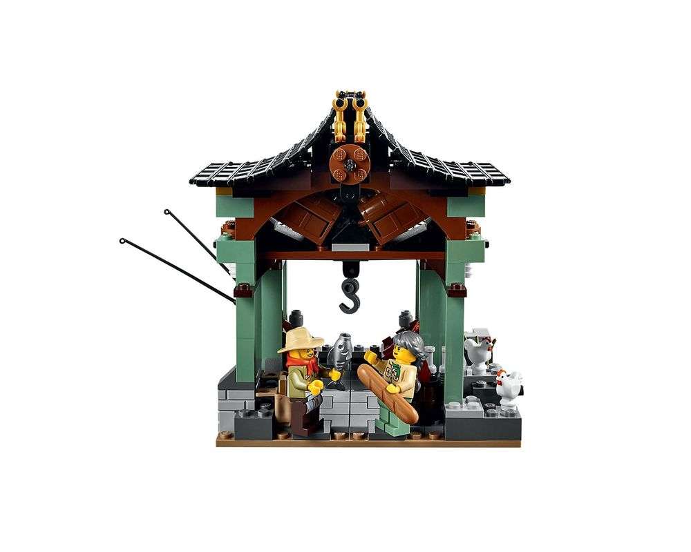 LEGO Set 70751-1 Temple of Airjitzu