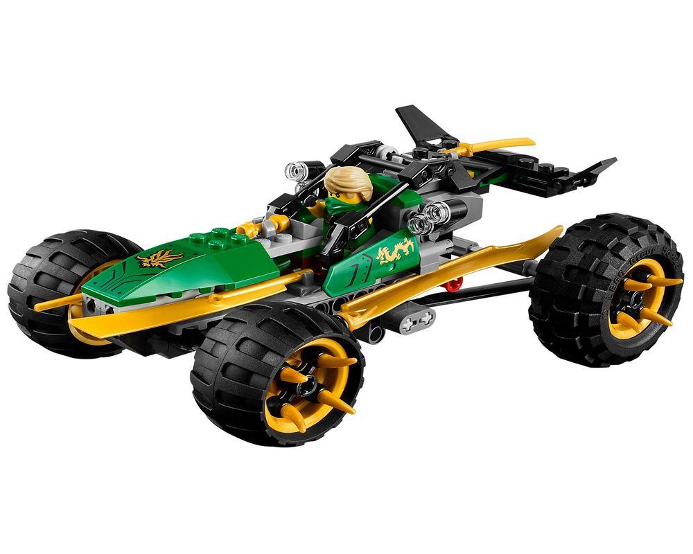 LEGO Set 70755-1 Jungle Raider (2015 Ninjago ...