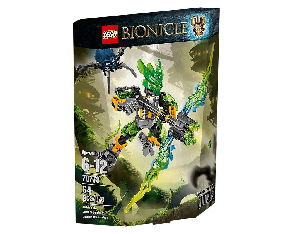 LEGO Set 70778-1 Protector of Jungle