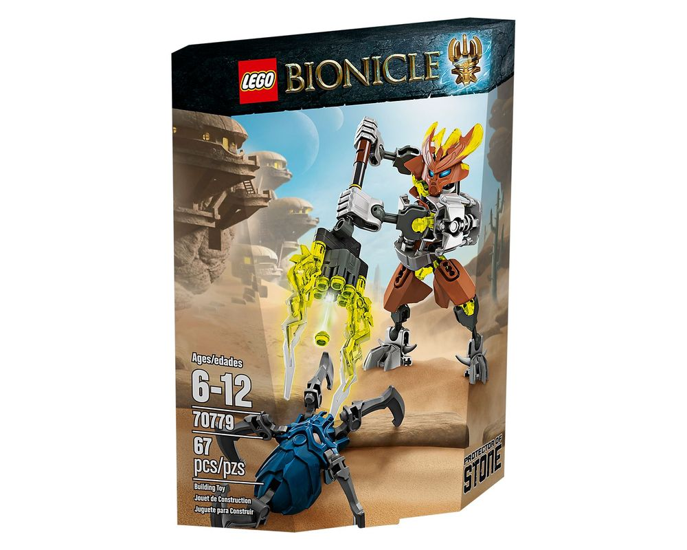 LEGO Set 70779-1 Protector of Stone