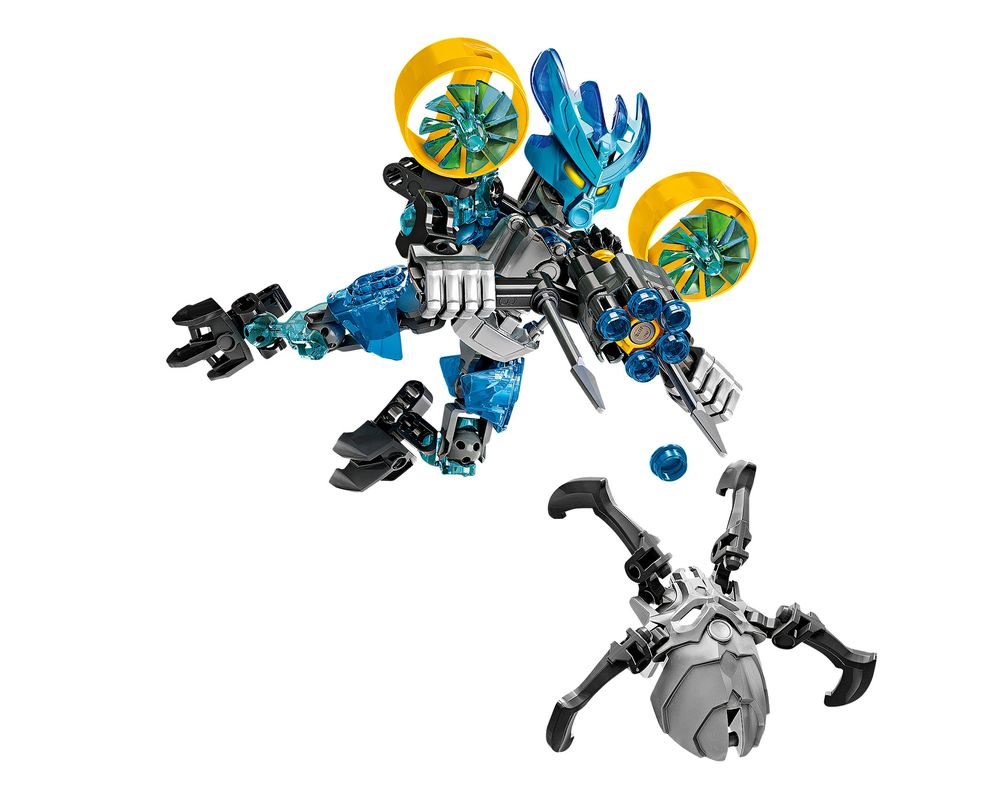 LEGO Set 70780-1 Protector of Water (Model - A-Model)