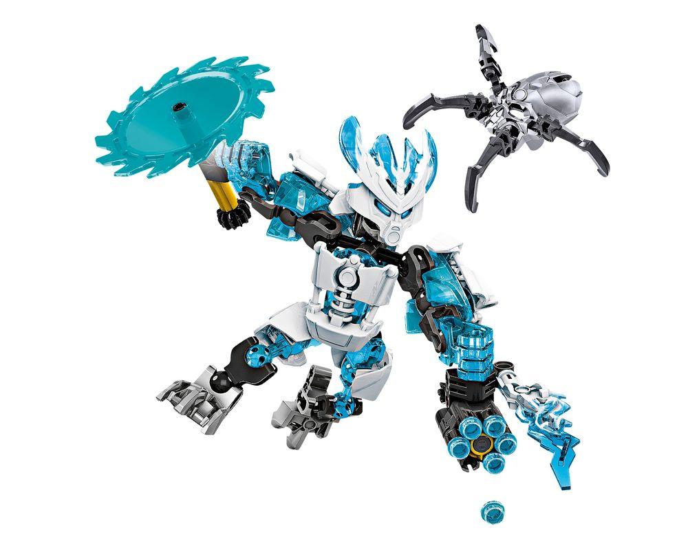 LEGO Set 70782-1 Protector of Ice (LEGO - Model)