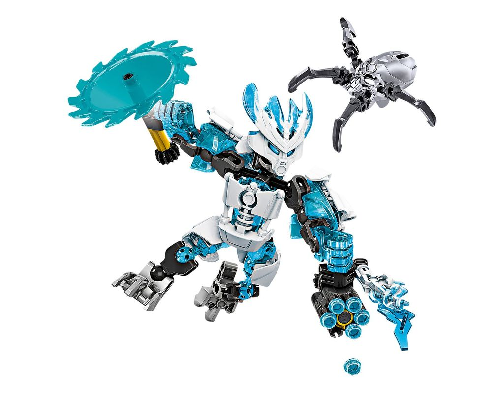 LEGO Set 70782-1 Protector of Ice