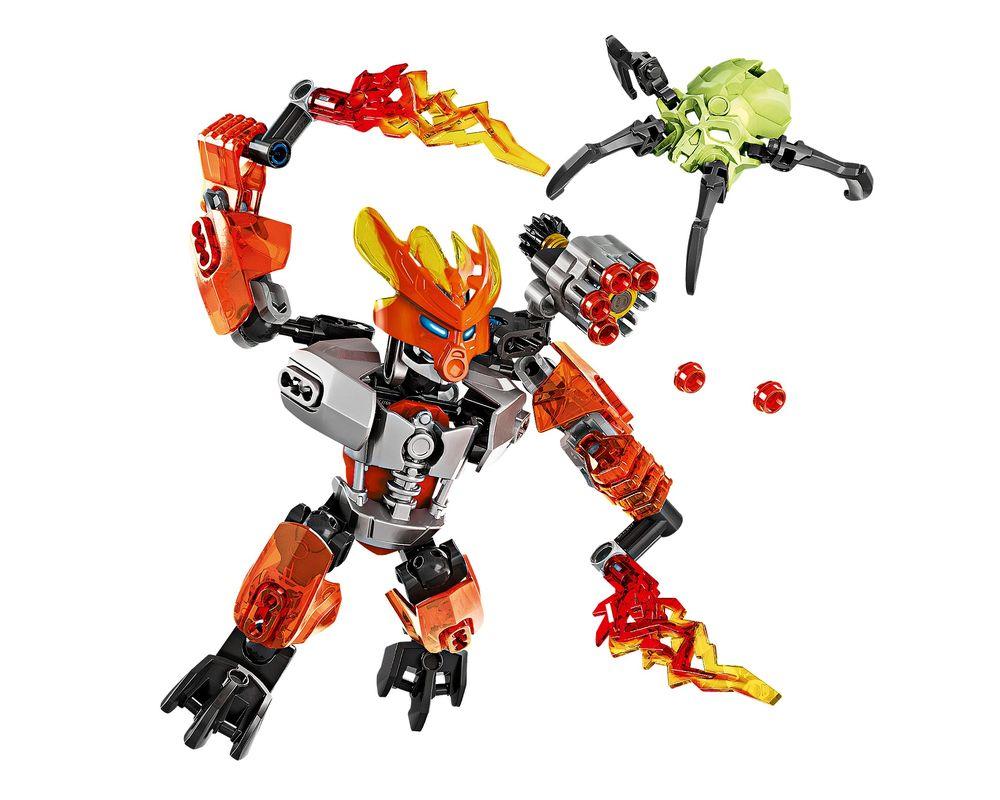 LEGO Set 70783-1 Protector of Fire (LEGO - Model)