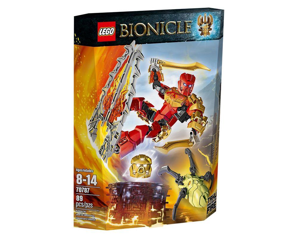 LEGO Set 70787-1 Tahu - Master of Fire