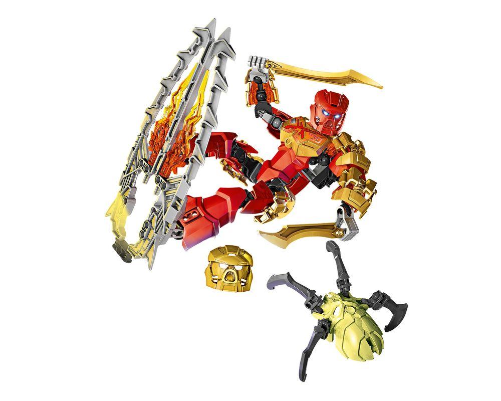 LEGO Set 70787-1 Tahu - Master of Fire (Model - A-Model)