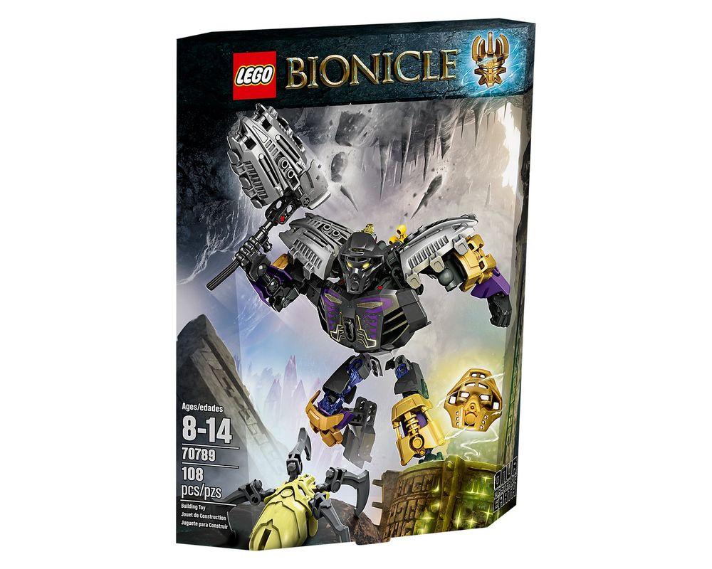 LEGO Set 70789-1 Onua - Master of Earth