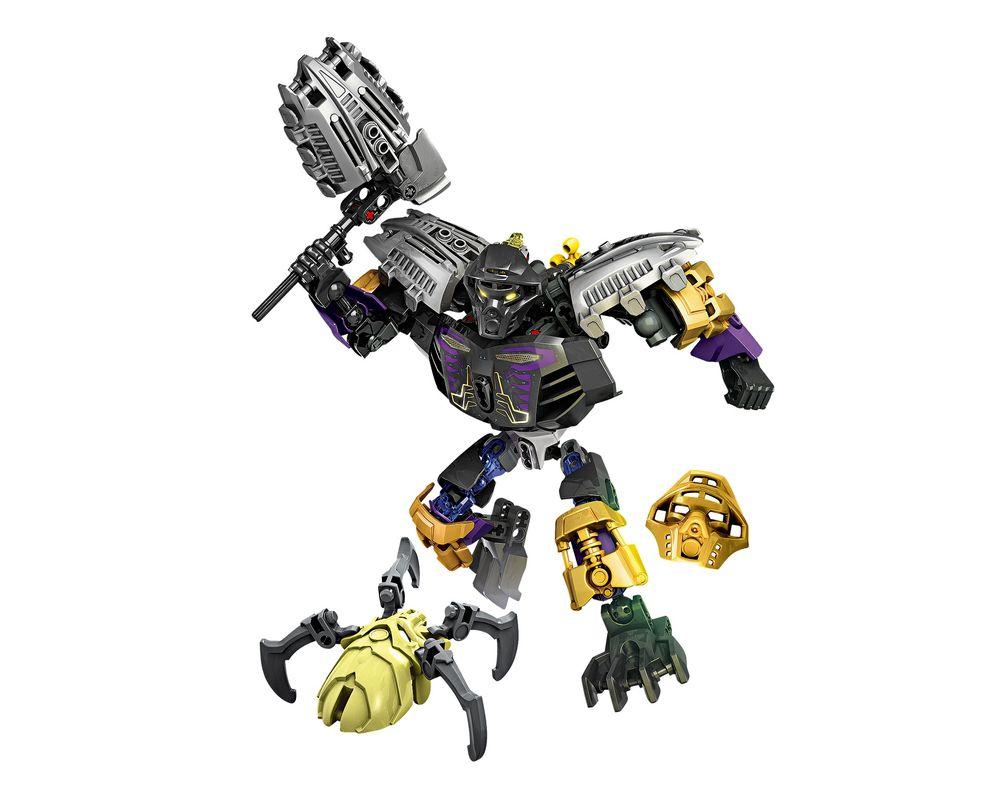 LEGO Set 70789-1 Onua - Master of Earth (Model - A-Model)