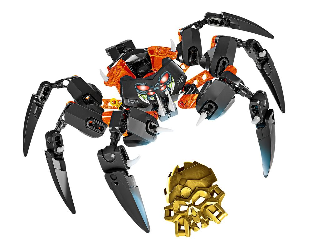 LEGO Set 70790-1 Lord of Skull Spiders (Model - A-Model)