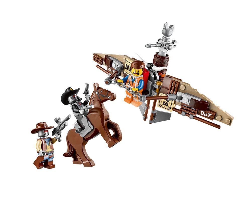 LEGO Set 70800-1 Escape Glider (LEGO - Model)