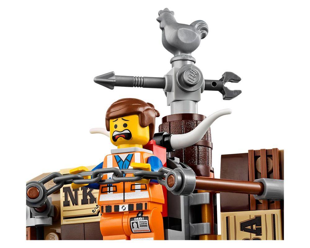 LEGO Set 70800-1 Escape Glider