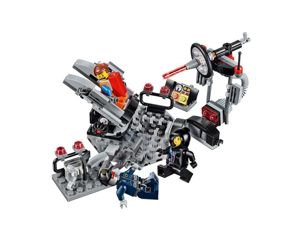 LEGO Set 70801-1 Melting Room (Model - A-Model)