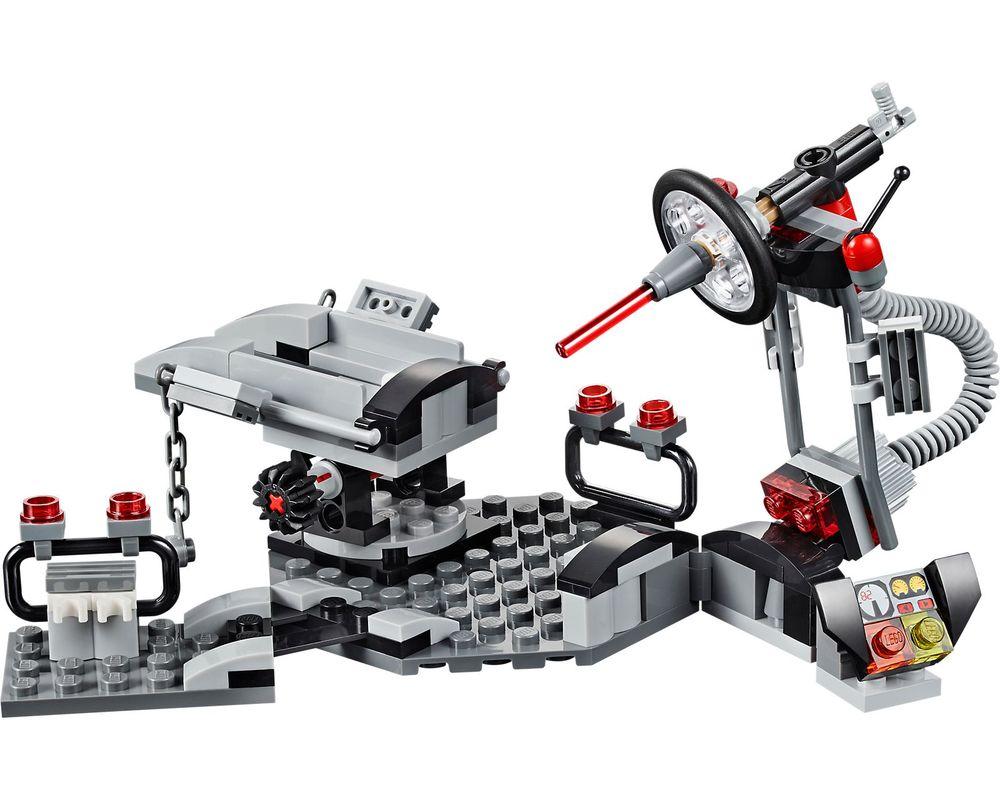 LEGO Set 70801-1 Melting Room