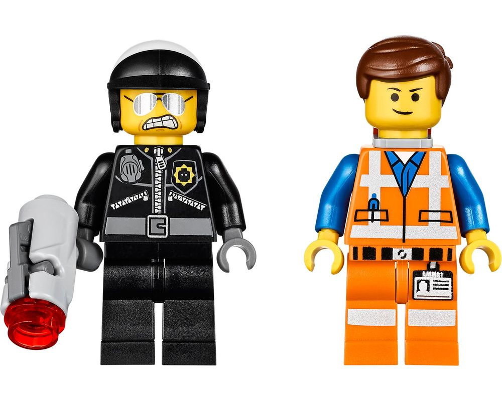 LEGO Set 70802-1 Bad Cop's Pursuit