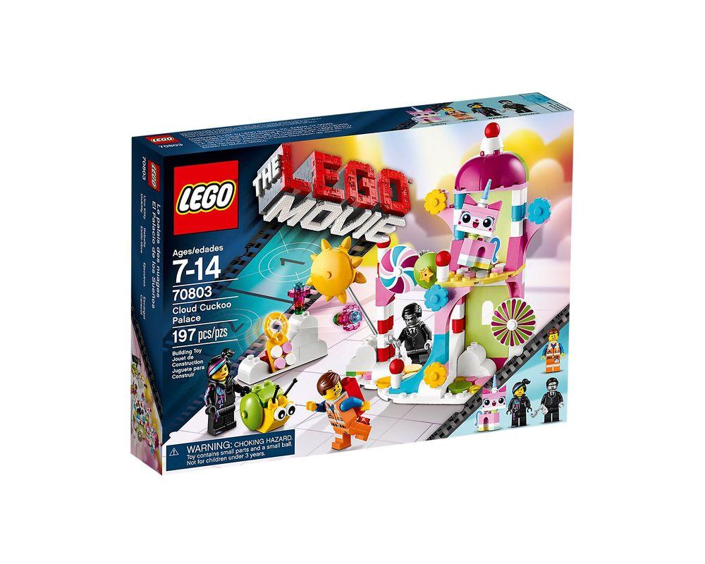 LEGO Set 70803-1 Cloud Cuckoo Palace