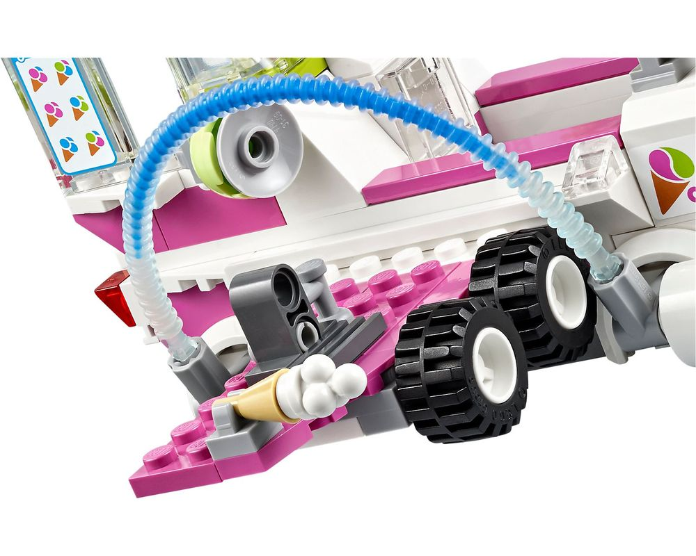 LEGO Set 70804-1 Ice Cream Machine
