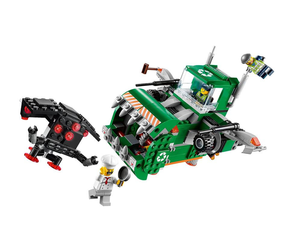 LEGO Set 70805-1 Trash Chomper (Model - A-Model)
