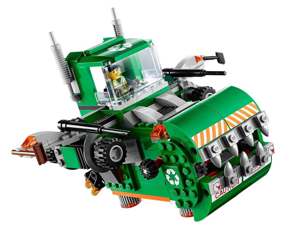 LEGO Set 70805-1 Trash Chomper
