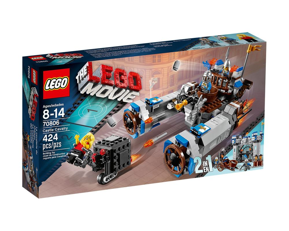 LEGO Set 70806-1 Castle Cavalry