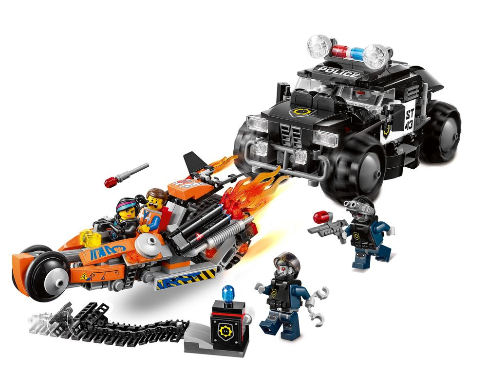 LEGO Set 70808-1 Super Cycle Chase (LEGO - Model)