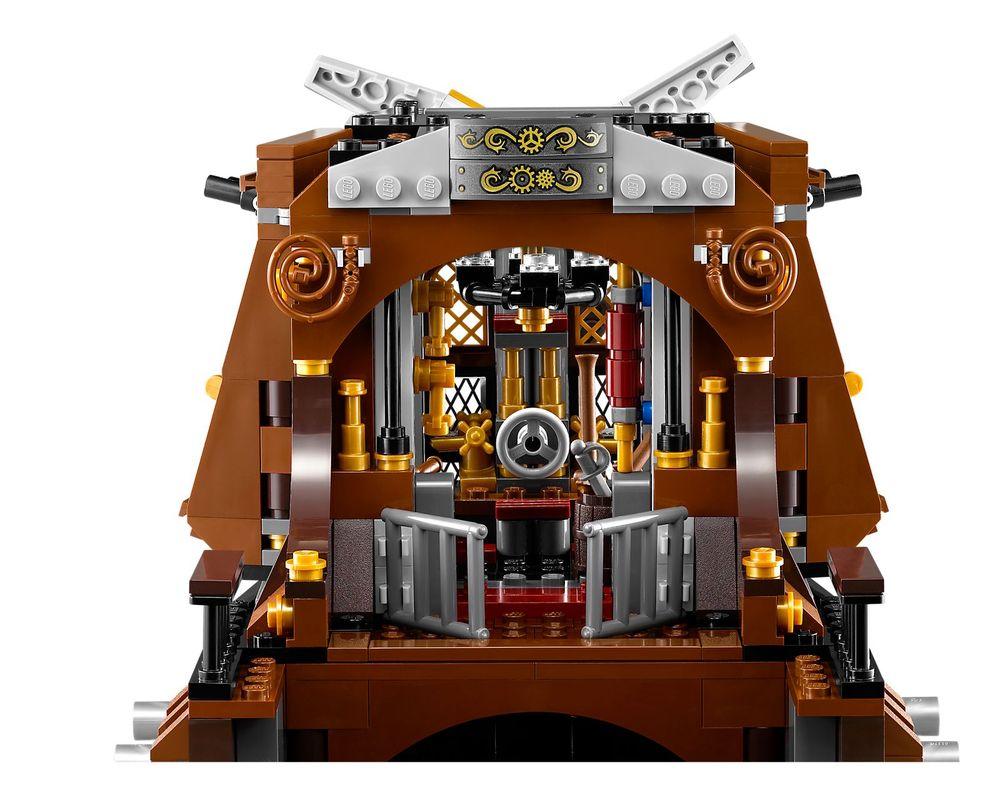 Lego Set 70810 1 Metalbeard S Sea Cow 2014 The Lego Movie Rebrickable Build With Lego