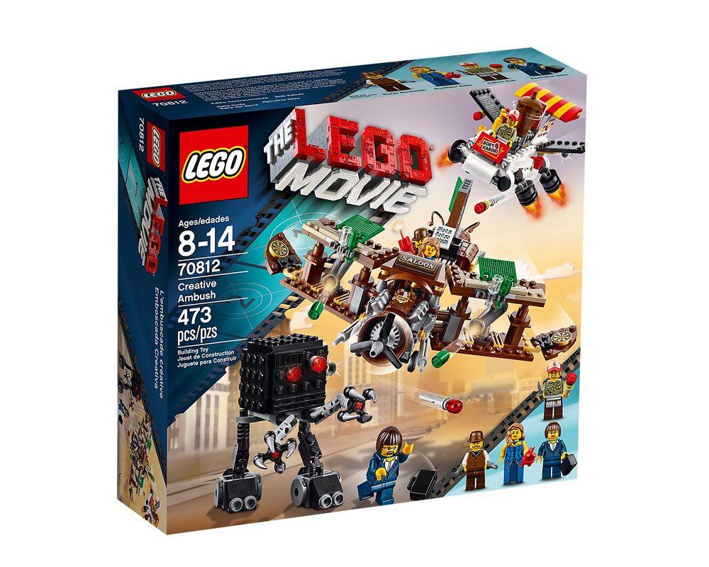 LEGO Set 70812-1 Creative Ambush