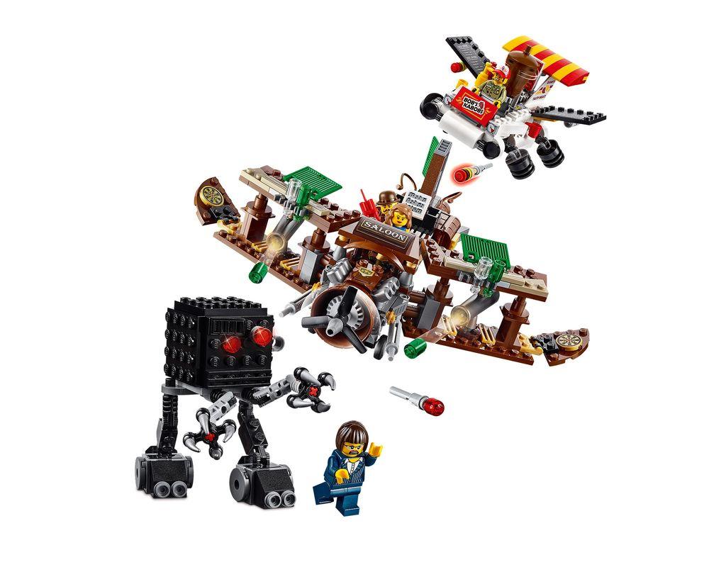 LEGO Set 70812-1 Creative Ambush (Model - A-Model)