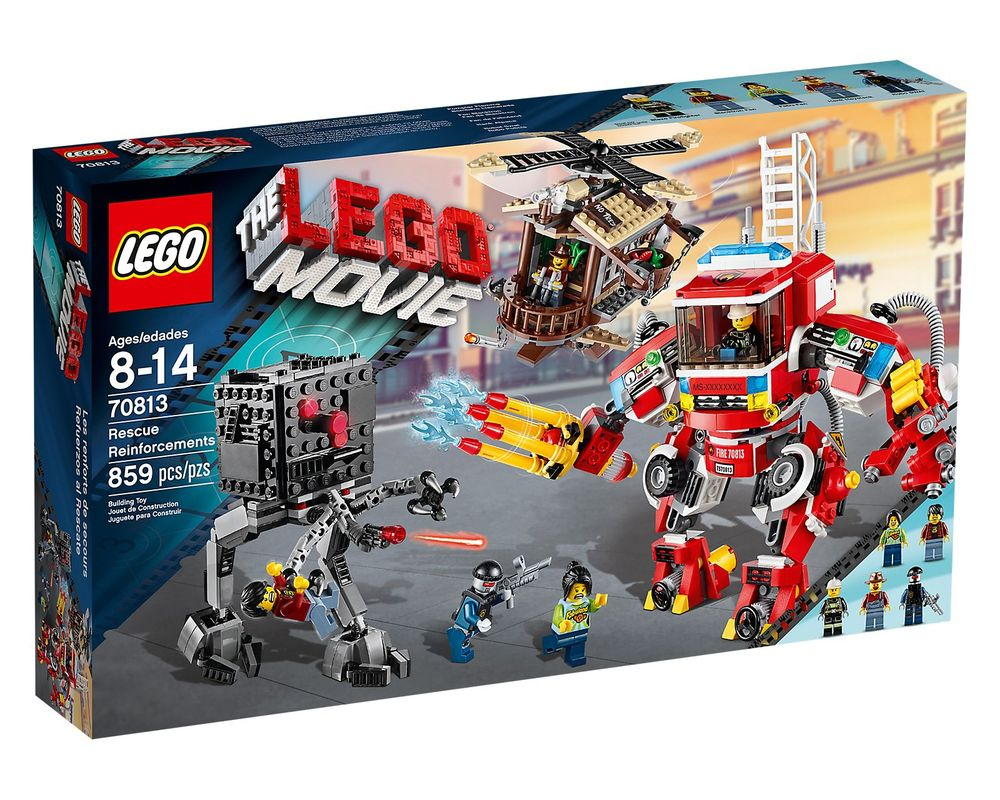 LEGO Set 70813-1 Rescue Reinforcements