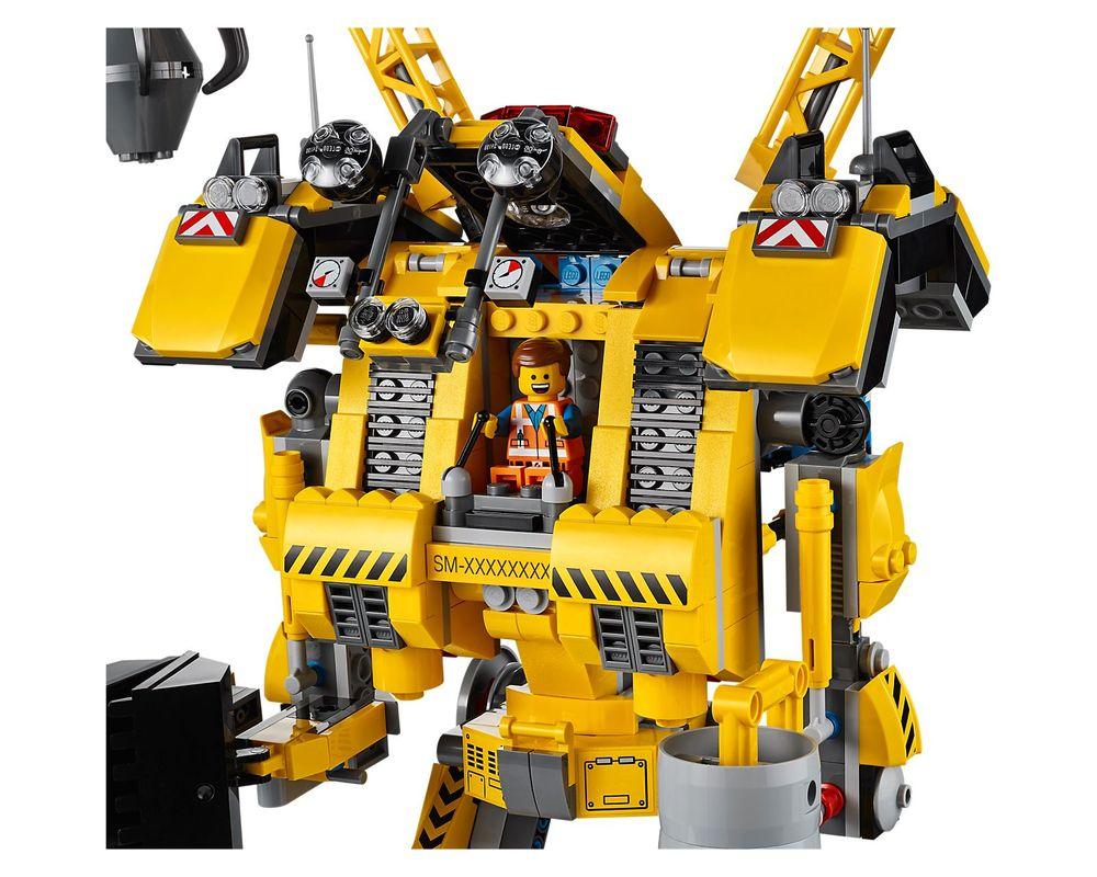LEGO Set 70814-1 Emmet's Constructo-Mech