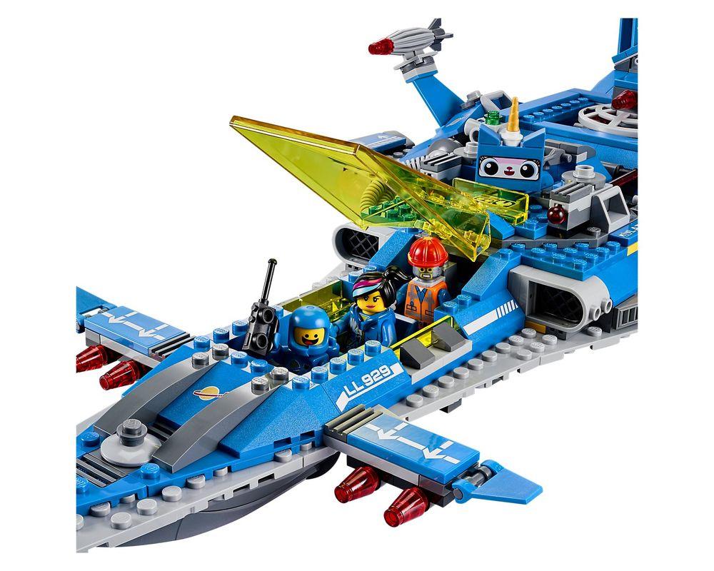 LEGO Set 70816-1 Benny's Spaceship, Spaceship, SPACESHIP!