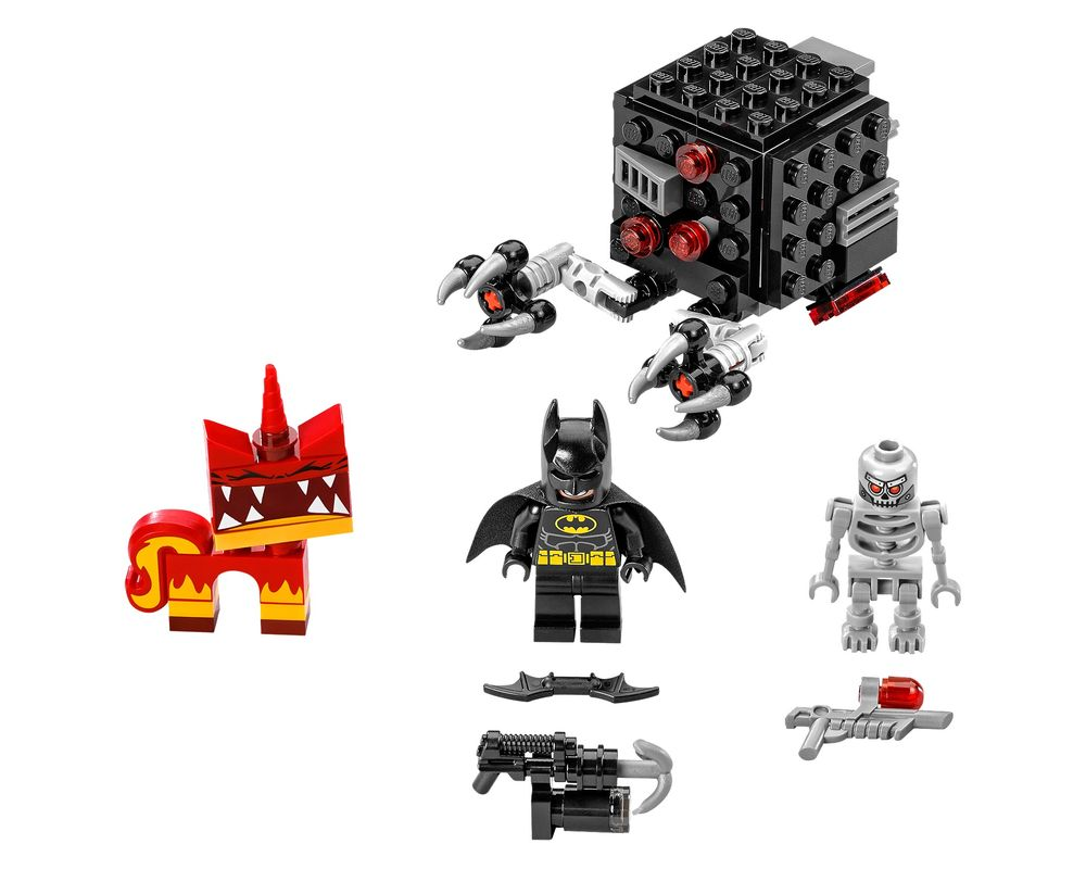 LEGO Set 70817-1 Batman & Super Angry Kitty Attack (LEGO - Model)